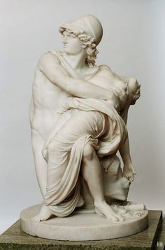Johan Tobias Sergel - Venus and Mars. Venus And Mars, Angel Warrior, Tobias, Sculpture Art, Photos, Photographs, Statues, Painting
