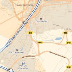Agences d'intérim, d'emploi à proximité de l'Aéroport Charles de Gaulle, Roissy en France