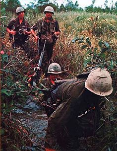 The Vietnam War occurred in Vietnam, Laos, and Cambodia from December 1956 to the fall of Saigon on 30 April 1975. It pitted the communist regime of North Vietnam and its southern allies, known as the Viet Cong, against South Vietnam and its principal ally, the United States. More than 3 million people (including 58,000 Americans) were killed in the Vietnam War; more than half were Vietnamese civilians.