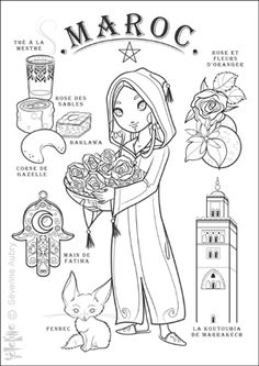 christmas in italy coloring pages - photo#38