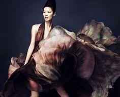 Magazine: Numéro China March 2011 Title: Fearless Model: Liu Wen Photographer: Kai Z Feng Stylist: Joseph Carle