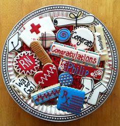 Nursing Graduation Party Ideas | Nurse graduation!