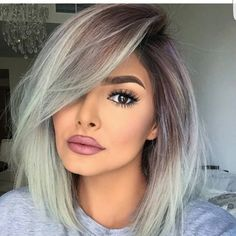 Bob hairstyle was the most popular haircut at the old times, as it is one of the classic hairstyles that never seem to go out of fashion. Nowadays this hairstyle model is again back. This haircut looks good at any time and gives a typical statement to face. You can be sure that this model suits very...