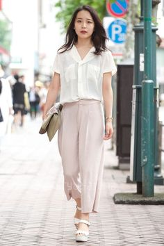 30+ Simple Street Fashion Style for Women