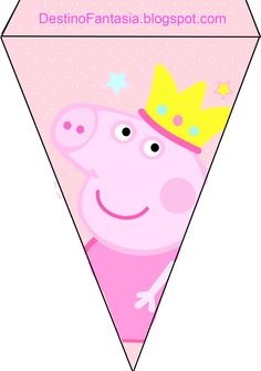 Peppa Pig, Playing Cards, Little Pigs, Mariana, Party, Cards