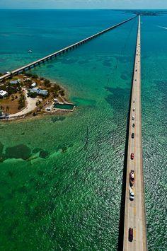 Seven Mile Bridge, Florida Keys, Florida