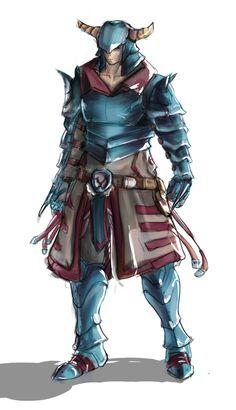 Fantasy Armor Fantasy armor by eowynu