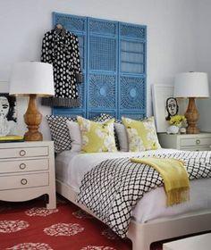 Testiere letto: 35 originali testate del letto - Ideare casa