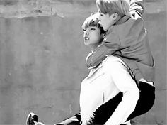 BTS | JIMIN and V