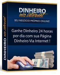 CRIAR Site Dinheiro Via Internet