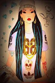 Gangsta Girl, Princess Zelda, Disney Princess, Disney Characters, Fictional Characters, Aurora Sleeping Beauty, Anime, Art, Art Background