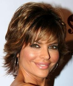 Short Haircuts for Thick Wavy Hair 2014 so You can do many things with your natural thick and wavy hair. The haircuts for thick wavy hair which can you try are Hair Styles For Women Over 50, Short Hair Cuts For Women, Short Hairstyles For Women, Medium Hair Styles, Short Hair Styles, Hairstyle Short, Shaggy Short Hair, Short Layered Haircuts, Haircut For Thick Hair