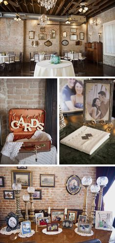 Creative, Vintage-Inspired Fall Wedding in Texas | WeddingWire: The Blog