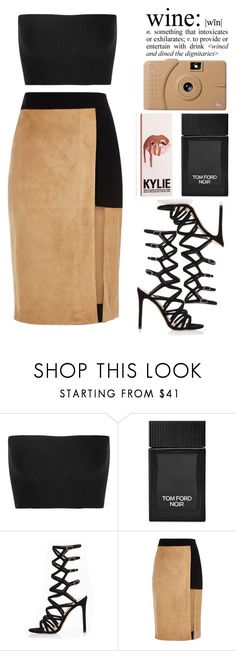 """wine. // 29.6.'16"" by escap3-from-reality ❤ liked on Polyvore featuring Calvin Klein Collection, Tom Ford, River Island and Poketo"