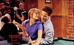 And always has her eye on the prize. 19 Reasons We Should All Be More Like Topanga Lawrence Girl Meets World, Boy Meets World Quotes, Best Tv Shows, Best Shows Ever, Favorite Tv Shows, Movies And Tv Shows, Cory E Topanga, Cory Matthews, Danielle Fishel