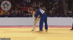 ANOTHER good judo throw