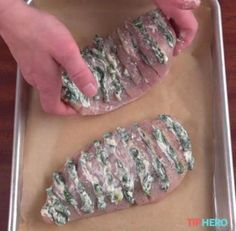 I tried this way of cooking chicken! It is delicious! – Kitchen – Tips and Crafts I tried this way of cooking chicken! It is delicious! – Kitchen – Tips and Crafts Ways To Cook Chicken, Chicken Recipes, Keto Recipes, Cooking Recipes, Healthy Recipes, Sausage Recipes, Easy Recipes, Pollo Hasselback, Cuisine Diverse