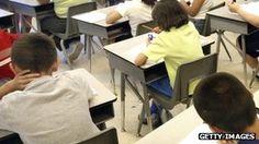 SATs test scoring angers head teachers  BBC news  23 May 2012