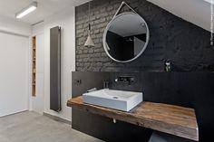 Mieszkanie na poddaszu z antresolą projektu Superpozycja architekci - PLN Design