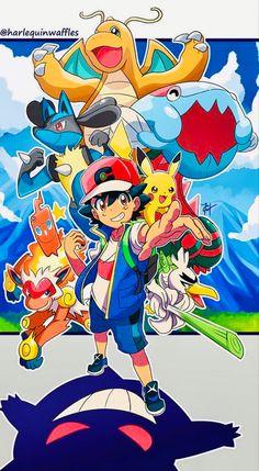 Pokemon Trailer, Ash Pokemon, Pokemon Funny, Digimon Cosplay, Sapphire Pokemon, Pokemon Pictures, Sonic The Hedgehog, Anime, Manga