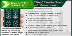 [ThemeForest]Free nulled download Eid Card Maker / Ramadan Greetings (Android Studio) from http://zippyfile.download/f.php?id=42606 Tags: ecommerce, card maker, cards, eid, Eid Mubarak cards, eid-ul-adha, eid-ul-fitr, fasting, greetings, mubarak, ramadan, roza, sms, Strickers