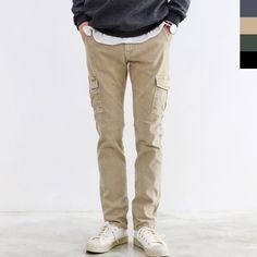 """49800원""""쿠팡 파트너스 활동의 일환으로 이에 따른 일정액의 수수료를 제공받고 있습니다""""#남자#건빵#카고#면#워싱#스판#면바지#18#DM#GNN1100 Khaki Pants, Fashion, Moda, Khakis, Fashion Styles, Fashion Illustrations, Trousers"""