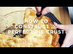 With the help of our Online Cooking School (and a surprising ingredient), we'll teach you how to construct a buttery, flaky pie crust that holds its shape, and is easy to work with—every single time.