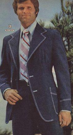 Men's fashion from a 1975 catalog. #1970s #fashion http://www.retrowaste.com/1970s/fashion-in-the-1970s/1970s-fashion-for-men-boys/