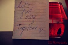 meaningful and simple quote! Together is always better! DK Photography