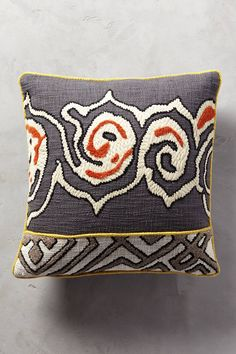 Living Room Pillow Option: Tufted Ariany Pillow ($88)