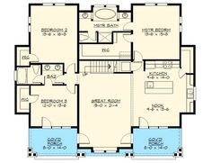 Rambler House Plans rambler house plans with basements french country rambler home hwbdo74748 new american Plan 23448jd Attractive 3 Bedroom Rambler