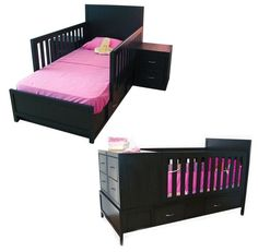 """A bassinet, bassinette, or cradle is a bed specifically for babies from birth to about four months, and small enough to provide a """"cocoon"""" that small babies find comforting. Baby Bedroom, Kids Bedroom, Baby Needs, Baby Furniture, Baby Cribs, Kid Beds, Baby Decor, Bassinet, Toddler Bed"""