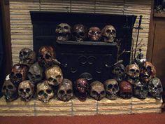 Photo from Paper Mache Skull Tutorial album