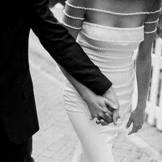 Off the shoulder wedding dress Instagram