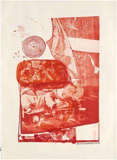 Bid now on Ape (from Stoned Moon Series) by Robert Rauschenberg. View a wide Variety of artworks by Robert Rauschenberg, now available for sale on artnet Auctions. Robert Rauschenberg, Joan Mitchell, Camille Pissarro, Richard Diebenkorn, Photocollage, Mark Rothko, Famous Art, Museum Of Modern Art, Art Inspo
