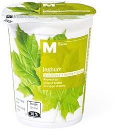 M-Classic Joghurt Ahornsirup