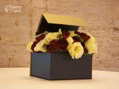 Flowers of Soul: Cutii cu flori