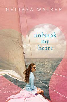 Unbreak My Heart by Melissa Walker reviewed by Katie Fitzgerald @ storytimesecrets.blogspot.com