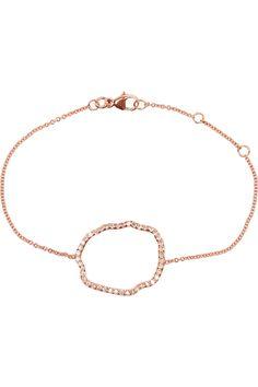 18 Carats Bracelet Diamant Or - Taille Kimberly Mcdonald kdXZR