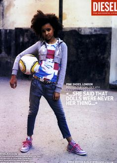 Diesel Kids Ad Campaign Spring/Summer 2012