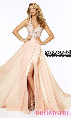 Long V-Neck Lace Prom Gown by Mori Lee ML-97018 at PromGirl.com==possible wedding dress