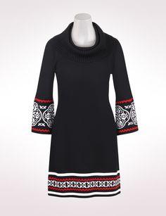 I want a nice sweater dress