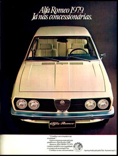 Vintage Advertisements, Vintage Ads, Carros Alfa Romeo, Old School Cars, Honda Cars, Chevrolet Bel Air, Car Advertising, Car Drawings, Old Ads