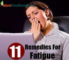 11 Herbal Remedies For Fatigue - Natural Treatments & Cures For Fatigue | Home Remedies, Natural Remedy