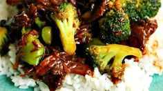 Beef and Broccoli by