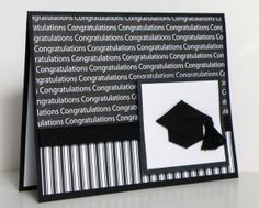 Items similar to Handmade Graduation Card – Congratulations – Cap and Tassel – 2014 on Etsy - graduation invitation Graduation Cards Handmade, Grad Gifts, Congratulations Graduate, Retirement Cards, Fathers Day Cards, Graduation Invitations, Scrapbook Cards, Scrapbooking, Cool Cards