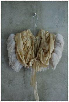 Vintage ballet jacket. BEAUTIFUL.