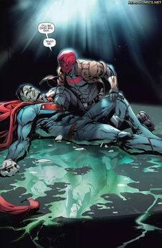 Jason Todd - Red Hood and The Outlaws
