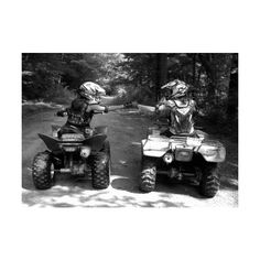Let's go four wheeling together please