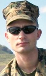 Marine Cpl. Michael D. Anderson Jr., 21, of Modesto, California. Died December 14, 2004, serving during Operation Iraqi Freedom. Assigned to 3rd Battalion, 5th Marine Regiment, 1st Marine Division, I Marine Expeditionary Force, Camp Pendleton, California. Died of wounds sustained when hit by enemy small-arms fire during combat operations in Fallujah, Anbar Province, Iraq.